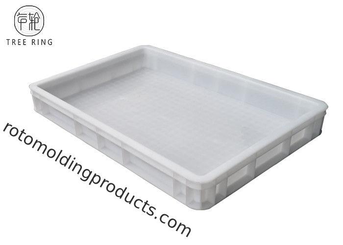 Pizza Confectionery Heavy Duty Plastic Storage Trays 600 X