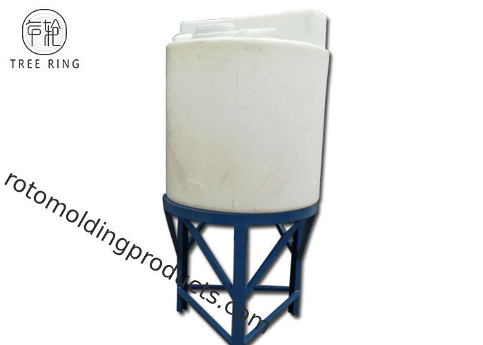 CMC 1000L Round Rotomolding Products , Rinse Water Storage Tanks