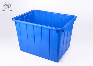 China W 400L Industrial Coloured Plastic Storage Boxes For Textile Factory Storage factory