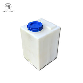 16 Gallon Heavy Duty Chemical Dosing Tank 6mm Thicker For Chemical Chlorides Acid
