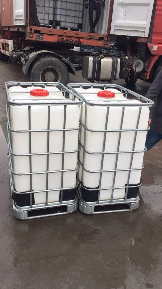 Pe 500l Intermediate Bulk Reconditioned Ibc Containers For
