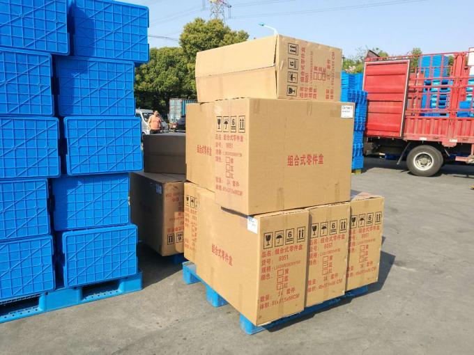Spare Parts Storage Plastic Bin Boxes For Shelving , Racks Parts
